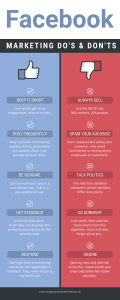 Facebook Marketing Do's and Don'ts